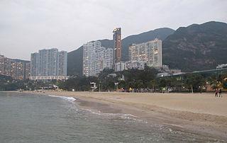 Repulse Bay Beach Beach in Hong Kong Island, Hong Kong