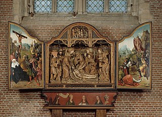 Altarpiece from the Abbey of Averbode