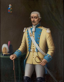 Gaspar de Portolá explorer and soldier in New Spain