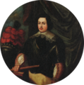 Retrato de D. João Rodrigues de Sá e Meneses, 3.º Conde de Penaguião (c. 1750) - Colecção Sebastião de Lencastre de Castro e Lemos.png
