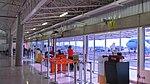 Ribeirão Preto Airport (RAO) Gates 1-3, São Paulo, Brazil.jpg