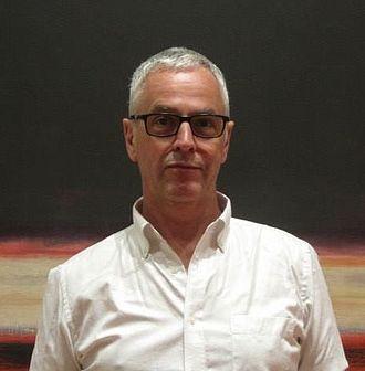 Richard Barrett (composer) - Image: Richard Barrett in June 2015