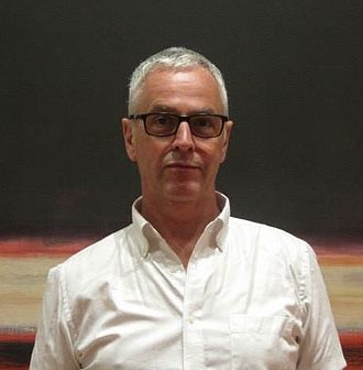Richard Barrett (composer) - Barrett in June 2015