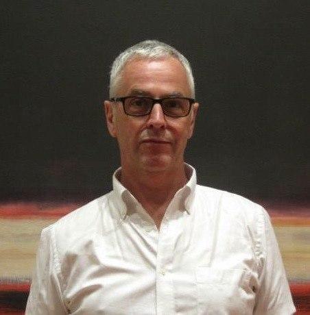 Richard Barrett in June 2015