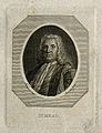 Richard Mead. Line engraving by Barrett, 1795, after A. Rams Wellcome V0003955EL.jpg