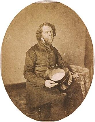 Richard Vaux - Vaux circa 1856–57
