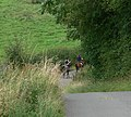 Riders on Horse Hill - geograph.org.uk - 505512.jpg