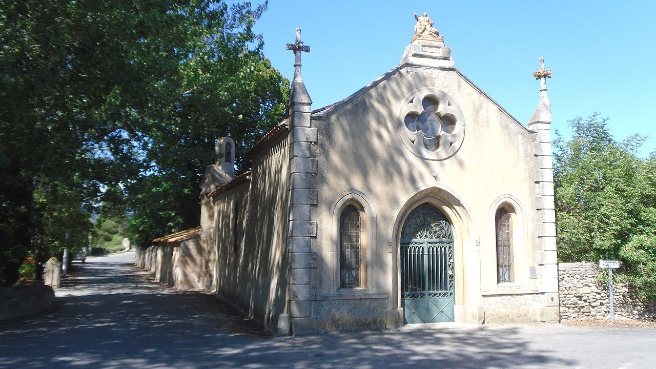 Rieux-Minervois chapelle Notre-Dame du bout du pont.jpg