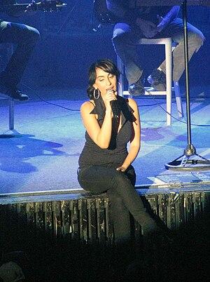 Iranian Jews in Israel - Rita Kleinstein, an Israeli pop-star, of Persian descent