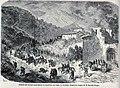 Ritirata truppe borboniche da Spadafora su Jesso il 20 luglio - LMI 4-8-1860.JPG