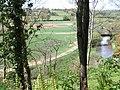 River Otter, old railway bridge and fields near Tipton St John - geograph.org.uk - 1272203.jpg
