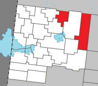 Rivière-Ojima Unorganized territory in Quebec, Canada
