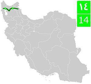 Road 14 (Iran)