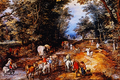 Road in the Woods - Jan Brueghel.png