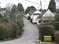Road into Zeal Monachorum - geograph.org.uk - 1735065.jpg