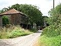 Road past Hall Farm, Gimingham - geograph.org.uk - 527267.jpg