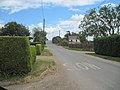 Road towards Gosberton at Westhorpe (geograph 2458045).jpg