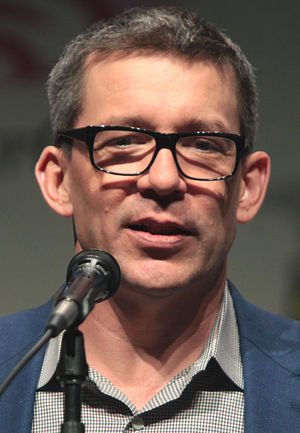Rob Thomas (writer) - Thomas at WonderCon, April 2015