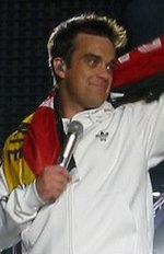 Robbie Williams i Hamburg 2006