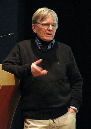 Robert Coover - Coover in 2009