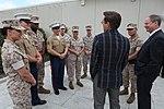 Robert Downey Junior visits the Embassy (26266994560).jpg