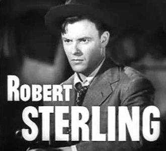 The Get-Away (1941 film) - Robert Sterling in The Get-Away