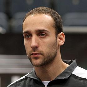 Roberto García Parrondo en 2008