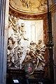Rom, die Kirche Sant'Agnese in Agone, Seitenaltar.JPG