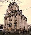 Roman-Catholic Church of Nativity of the Blessed Virgin Mary in Komarno.JPG