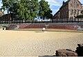 Roman amphitheatre mural chester 1.jpg