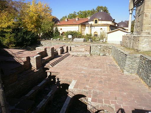 Roman thermae complex (Kyustendil) 18