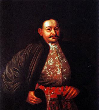 Fyodor Romodanovsky - Prince Caesar Feodor Y. Romodanovsky (1640–1717)