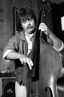Ron McClure at Bach Dancing & Dynamite Society, Half Moon Bay, California, June 21, 1987