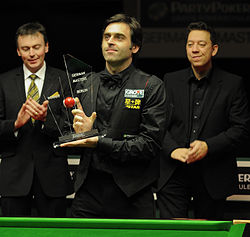 Ronnie O'Sullivan at German Masters Snooker Final (DerHexer) 2012-02-05 64.jpg