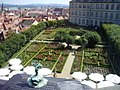 Rosengarten, Neue Residenz (The rose garden at the Neue Residenz) - geo.hlipp.de - 21737.jpg