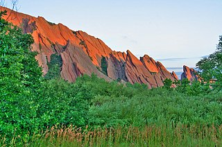 Roxborough State Park Archaeological District United States historic place