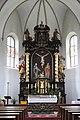 Rußbach am Paß Gschütt Heilig Kreuz Hochaltar 396.jpg