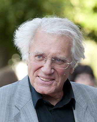 Rudolf Streicher - Image: Rudolf Streicher 2011
