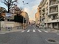 Rue Maryse Bastié (Lyon) au niveau de la rue des Alouettes.jpg