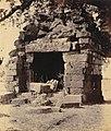 Ruins of Hindu temple at Deotek, Chandrapur District, Maharashtra, 1873 photo.jpg