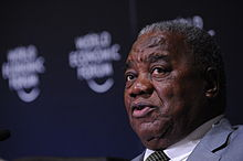Rupia Banda - World Economic Forum on Africa 2010.jpg