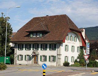 Рупперсвиль,  кантон Аргау, Швейцария