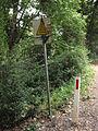Rusted sign in Mt Dandenong Australia.JPG