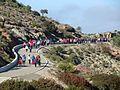 Ruta senderista - Camino de la Abuela Liñana - Festividad del Santo Ángel de Ayora 04.jpg