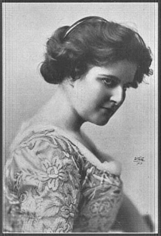 Ruth Shepley - Ruth Shepley ca. 1909