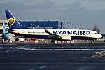 Ryanair, EI-GSF, Boeing 737-8AS (30335733457).jpg
