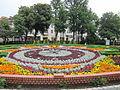 Słupsk - Zegar kwiatowy.JPG