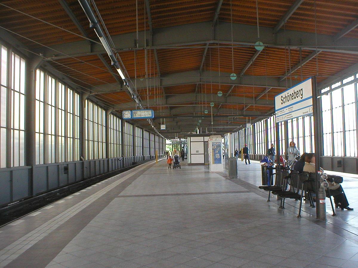berlin sch neberg station wikipedia. Black Bedroom Furniture Sets. Home Design Ideas