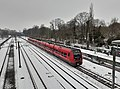 S-train line A in snow at Østerport Station 03.jpg