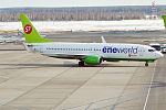 S7 - Siberia Airlines, VQ-BKW, Boeing 737-8ZS (25745803352).jpg